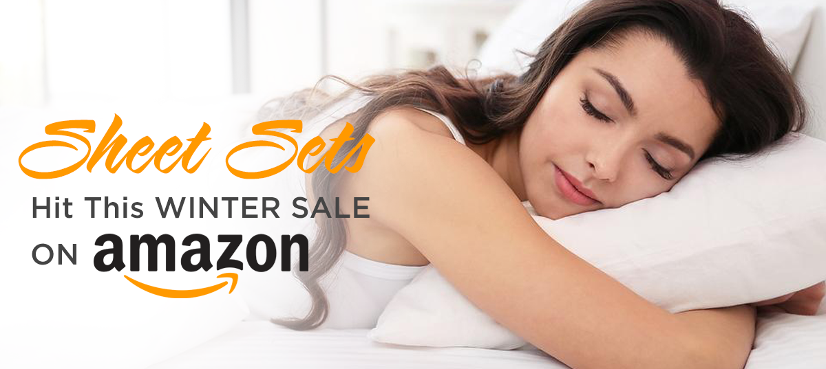 Sheet Sets Hit This Winter Sale
