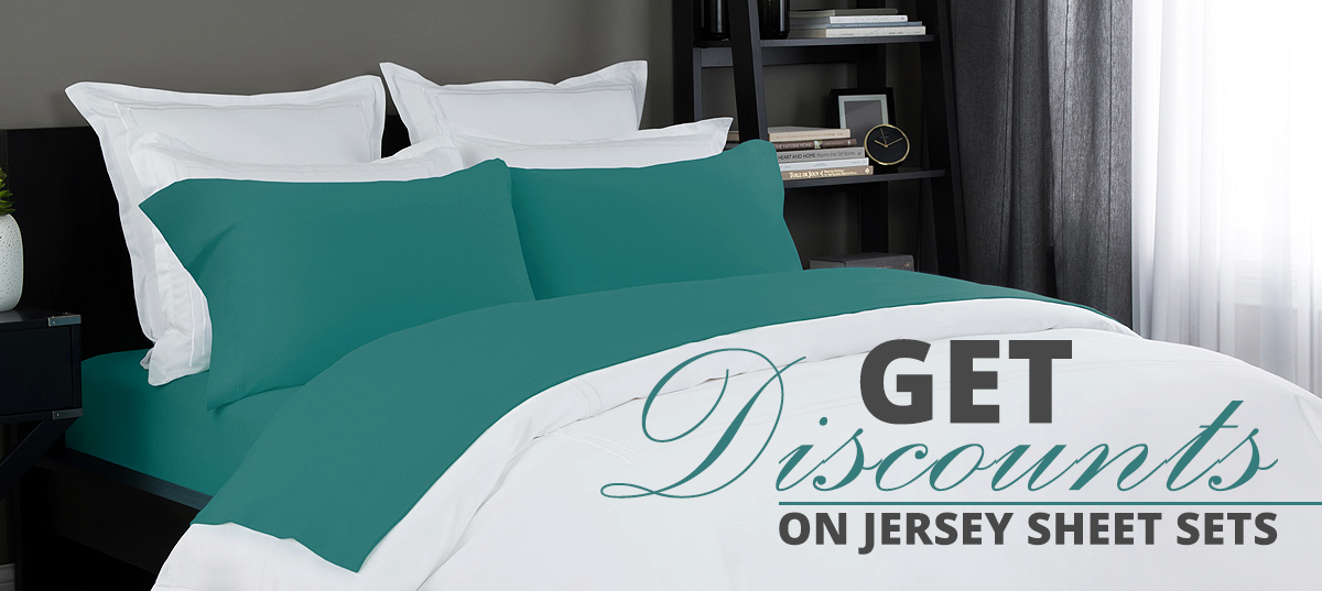 Discounts On Jersey Sheet Sets