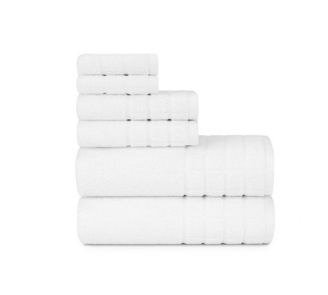 TWBSDC011_Towel-Set_Stack_White