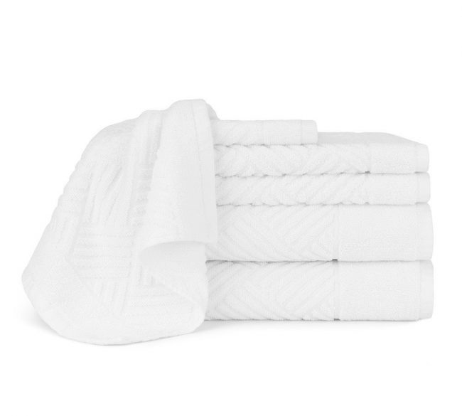 TWBSJB011_Towel-Set_Stack_White