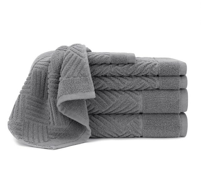 TWBSJB053_Towel-Set_Stack_Steel-Gray