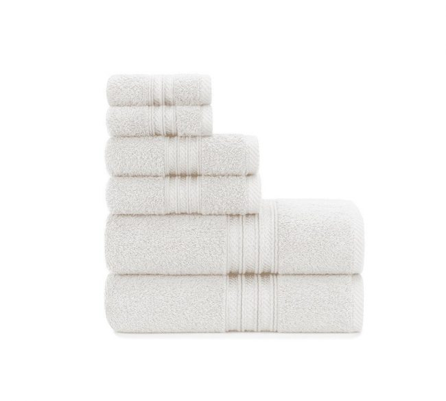 TWBSRS049_Towel-Set_Stack_White-Sand