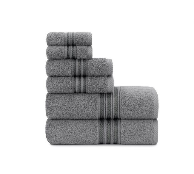 TWBSRS053_Towel-Set_Stack_Steel-Gray