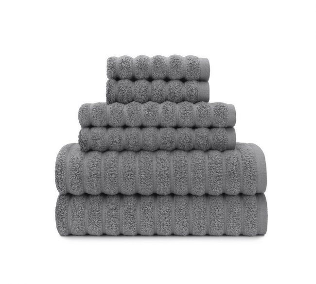 TWBSZR053_Towel-Set_Stack_Steel-Gray_144c74a7-def6-4569-9281-f24467049502