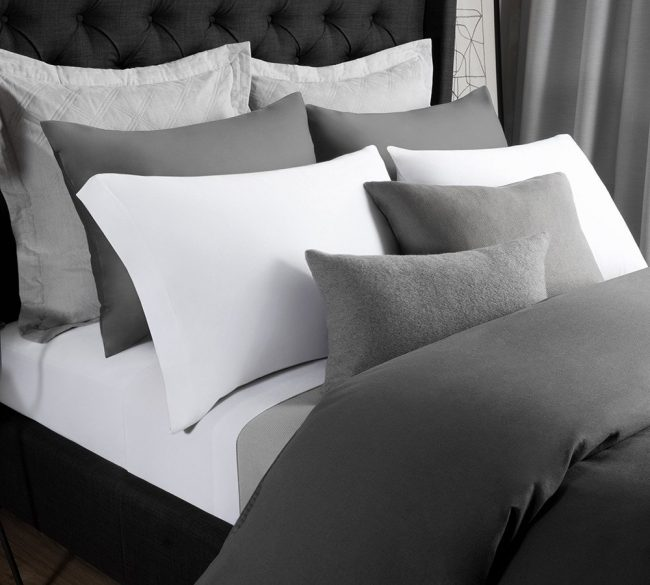 King Modal Sheet Set, In A Pure White Color