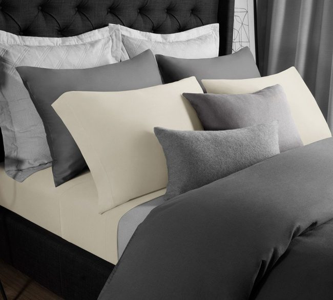 Queen Modal Sheet Set in Papyrus