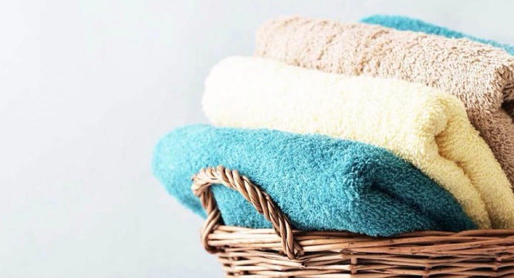 Exquisite Patterns Towels