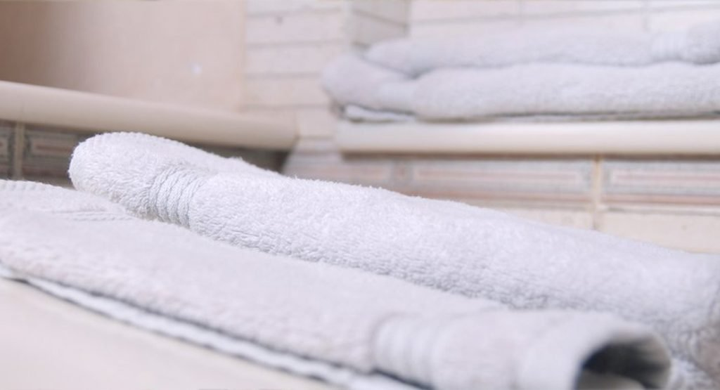 Zero Twist Plush Towel Set