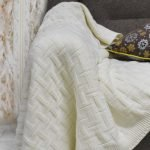 Basket Weave Cotton Ivory 2