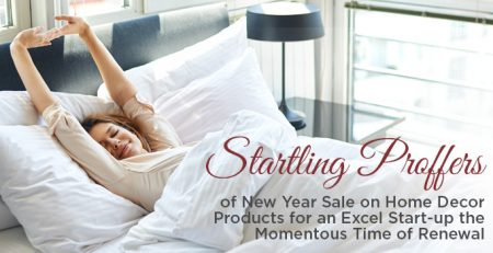 Startling Proffers of New Year Sale on Home Décor Prod - Copy