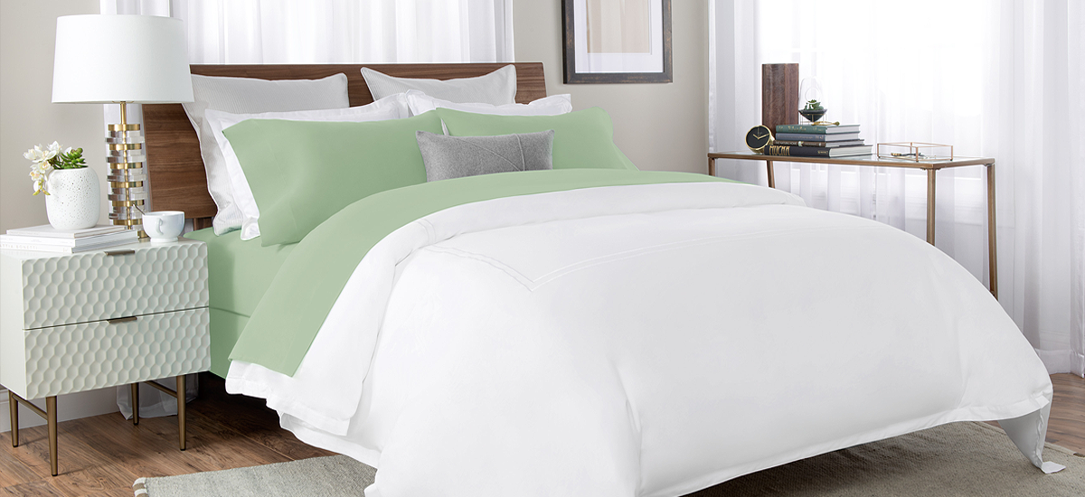 Luxury Cotton Percale Sheet Sets