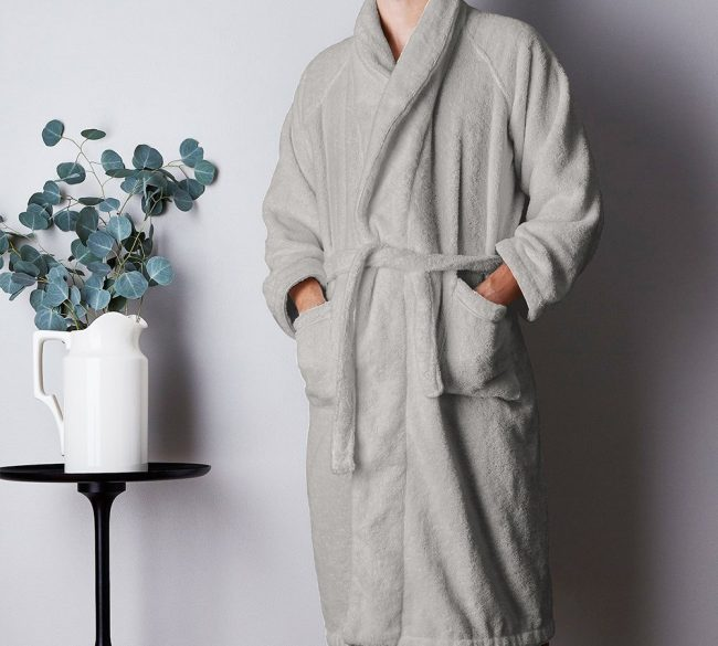 Bathrobe White-Sand