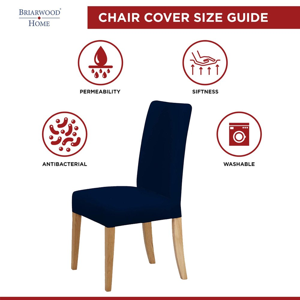 Solid Chair Cover Guide