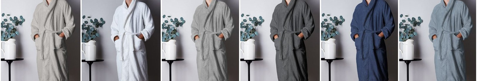 best colors for bathrobes