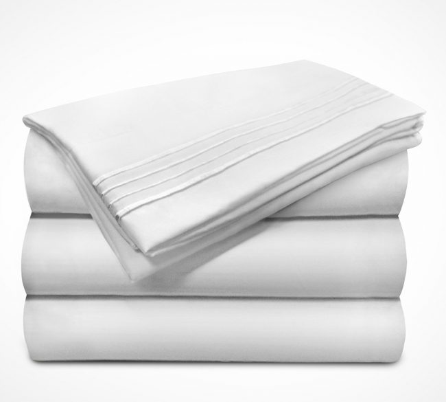 Buy Microfiber Sheets Online – 1999 Series Collection - Luxury Microfiber Sheet Sets
