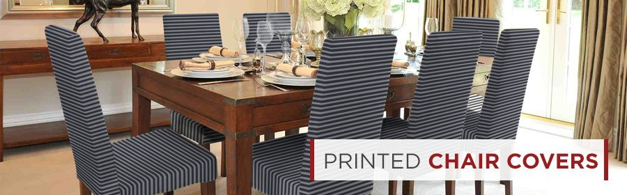 Best Printed Chair Slipcovers