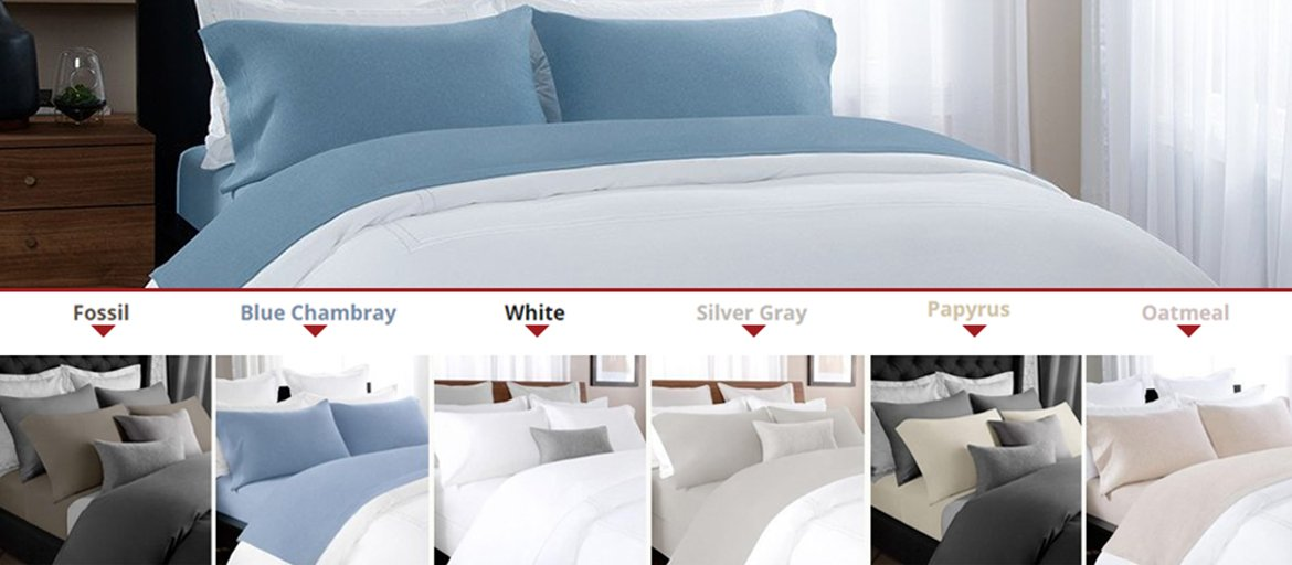 color of bedding